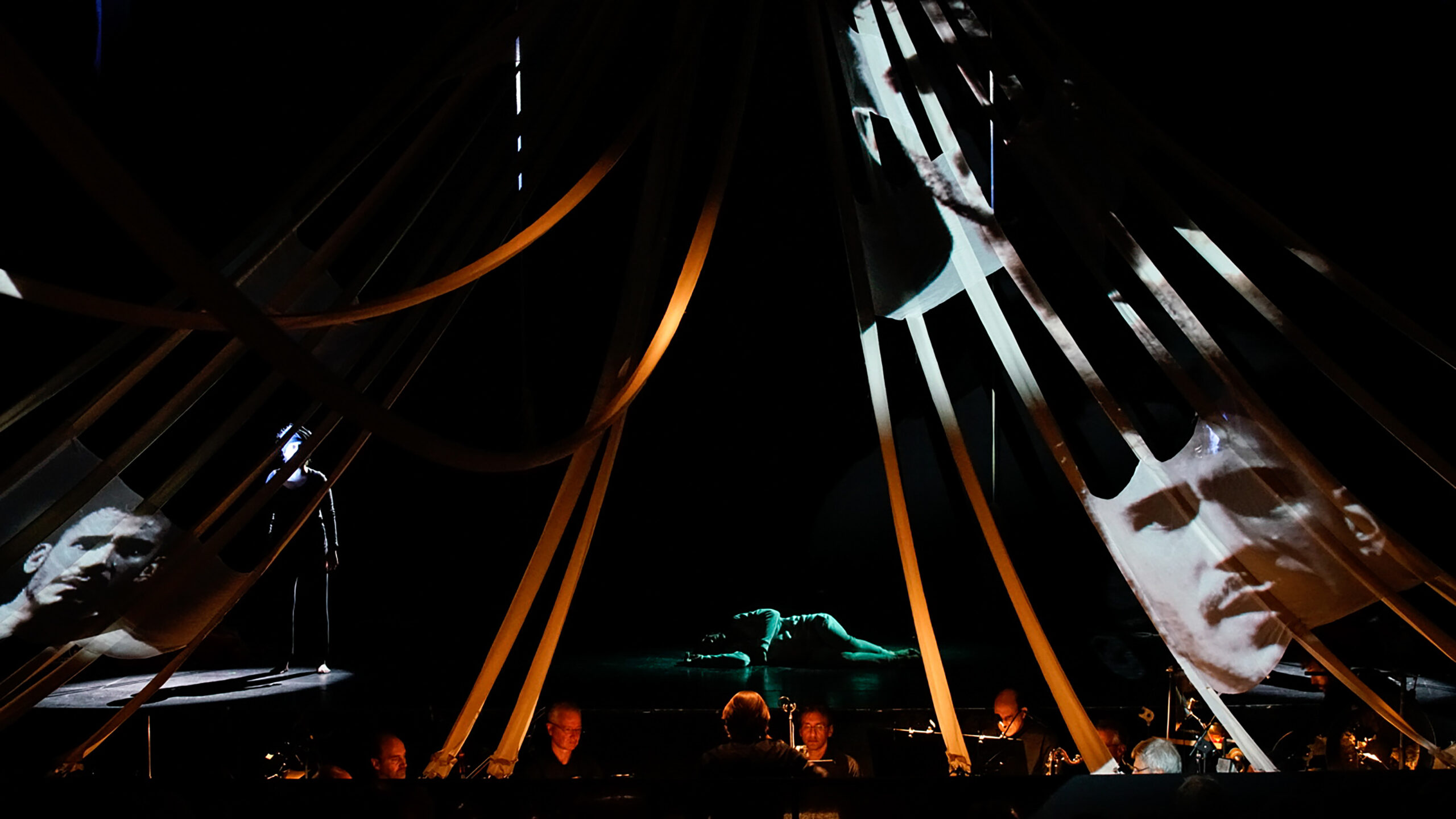 La Stessa Barca - La Biennale di Venezia, Biennale College Musica 2017.