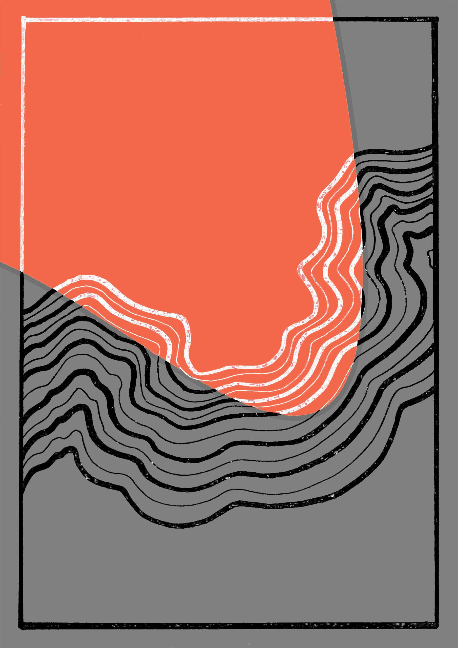 Paolo Criscione - pittura digitale serie di 10 elementi