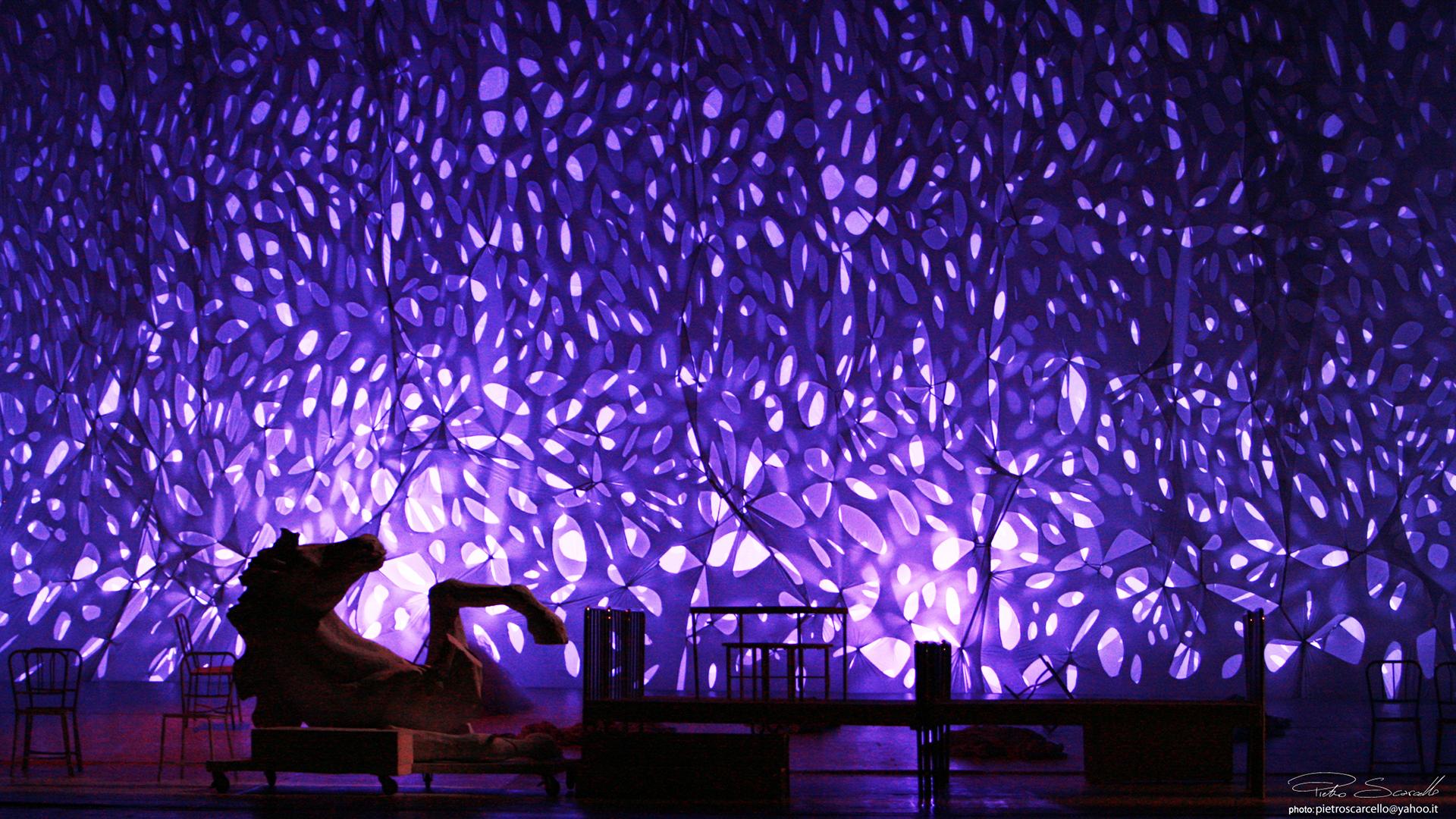 Pagliacci, Teatro Rendano Cosenza, 2009