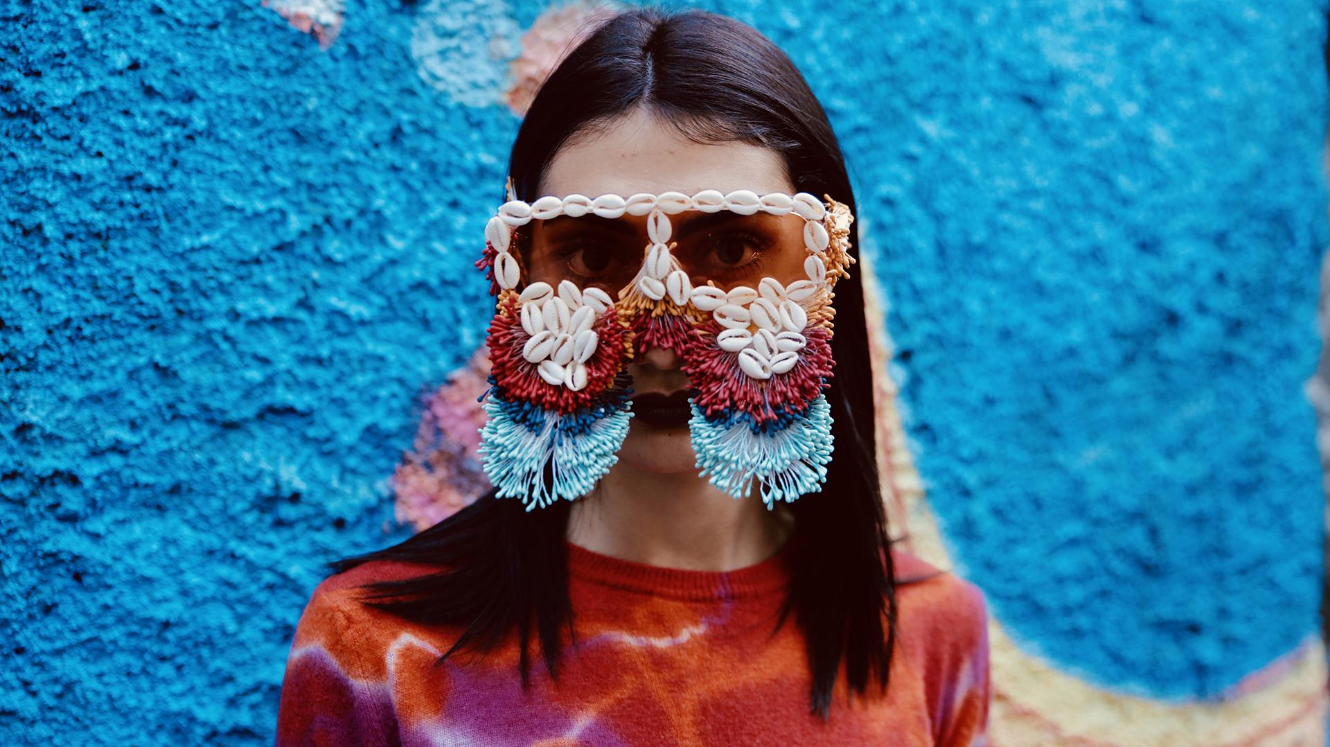 Barbara Di Benedetto - AKOLOUTOS. Trucco e maschera teatrale 2020