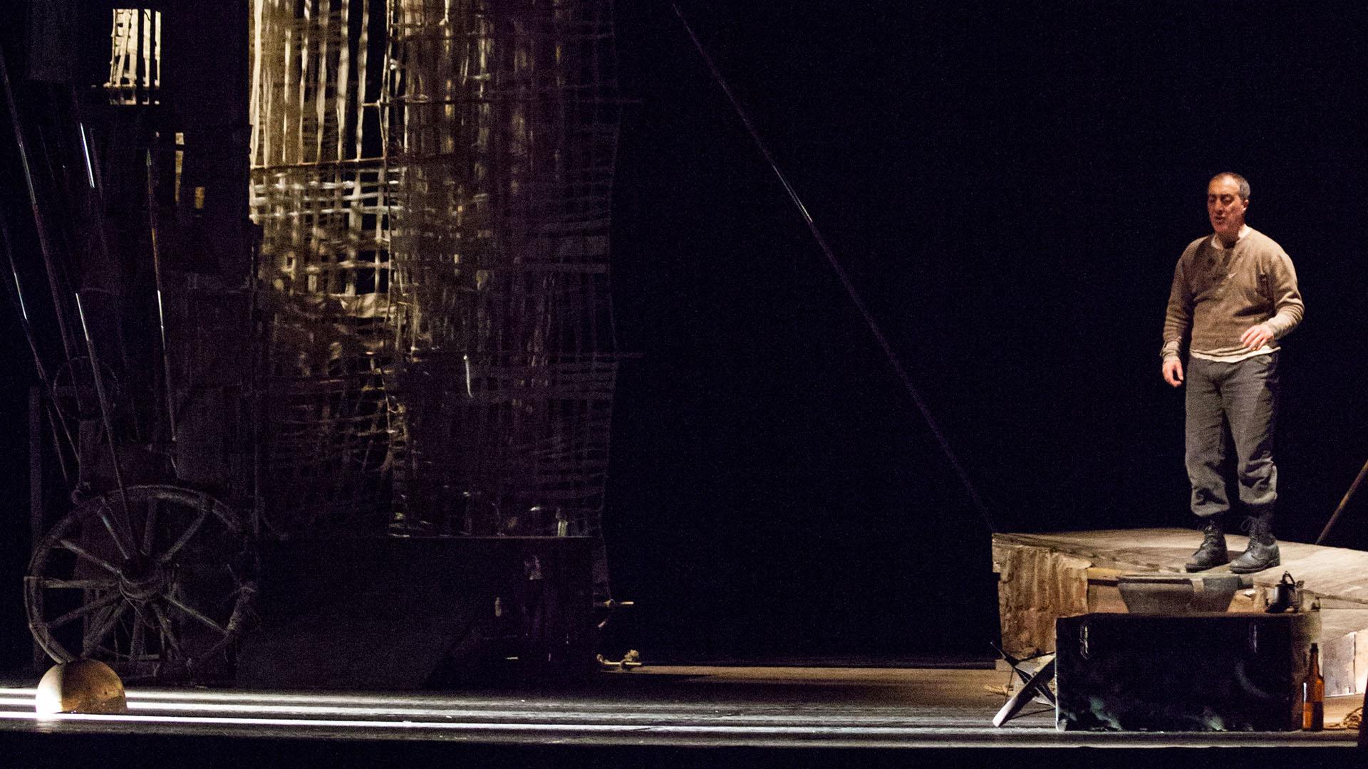 l'ultimo inganno, mana chuma teatro 2010