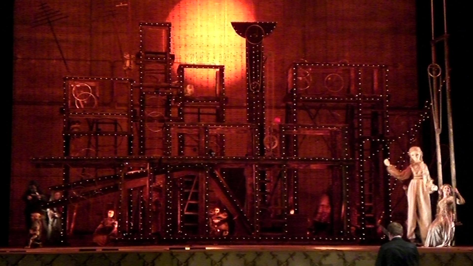 La Bella Dormiente, Teatro Rendano, 2007