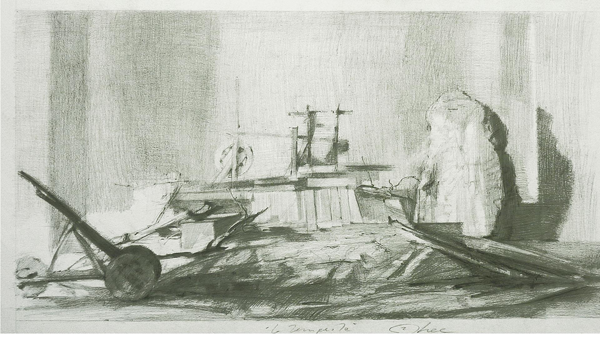 Andrea Mangione, La Tempesta, 2012