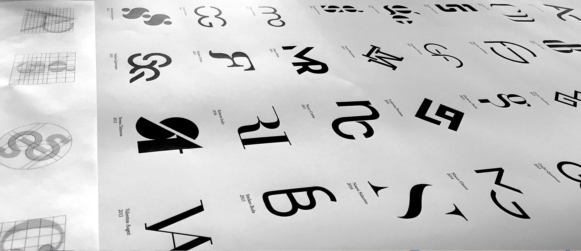 raccolta di monogrammi accademici