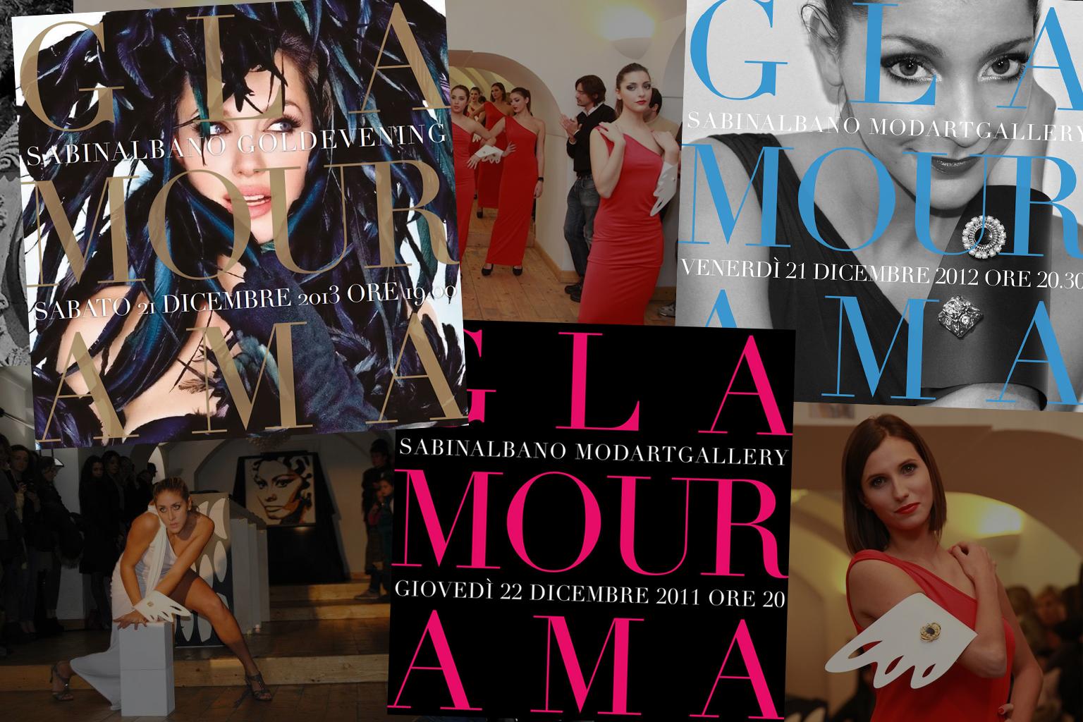 Glamourama events