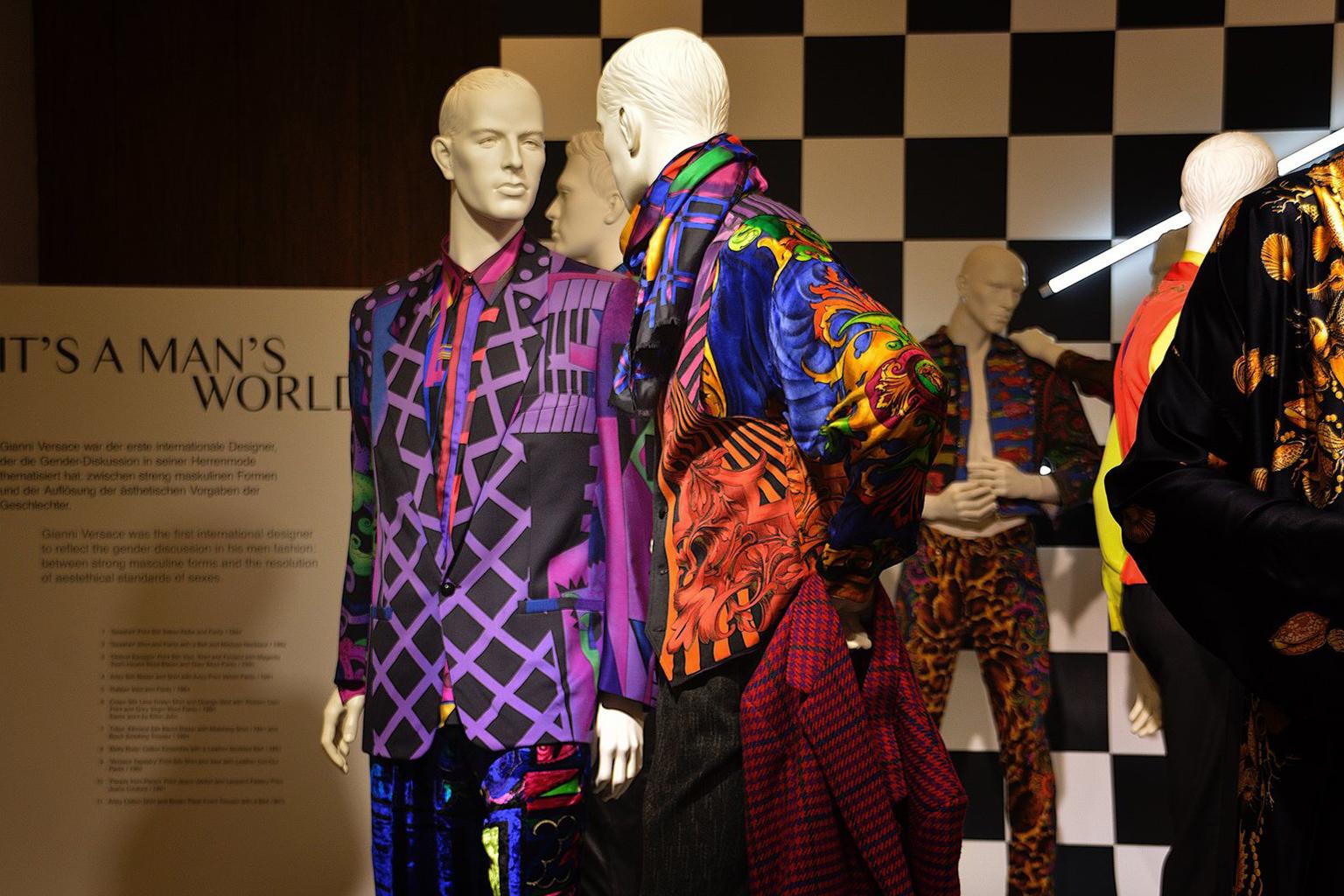 Gianni Versace Retrospective - Berlino