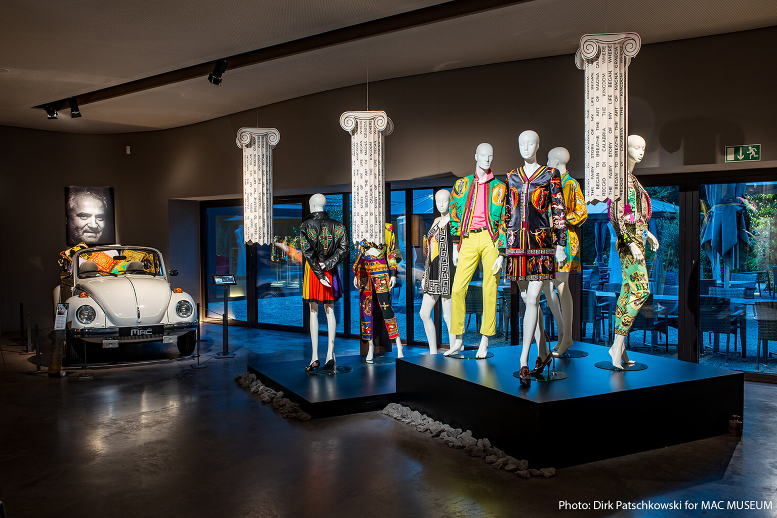 Gianni Versace Retrospective - Singen / Germania
