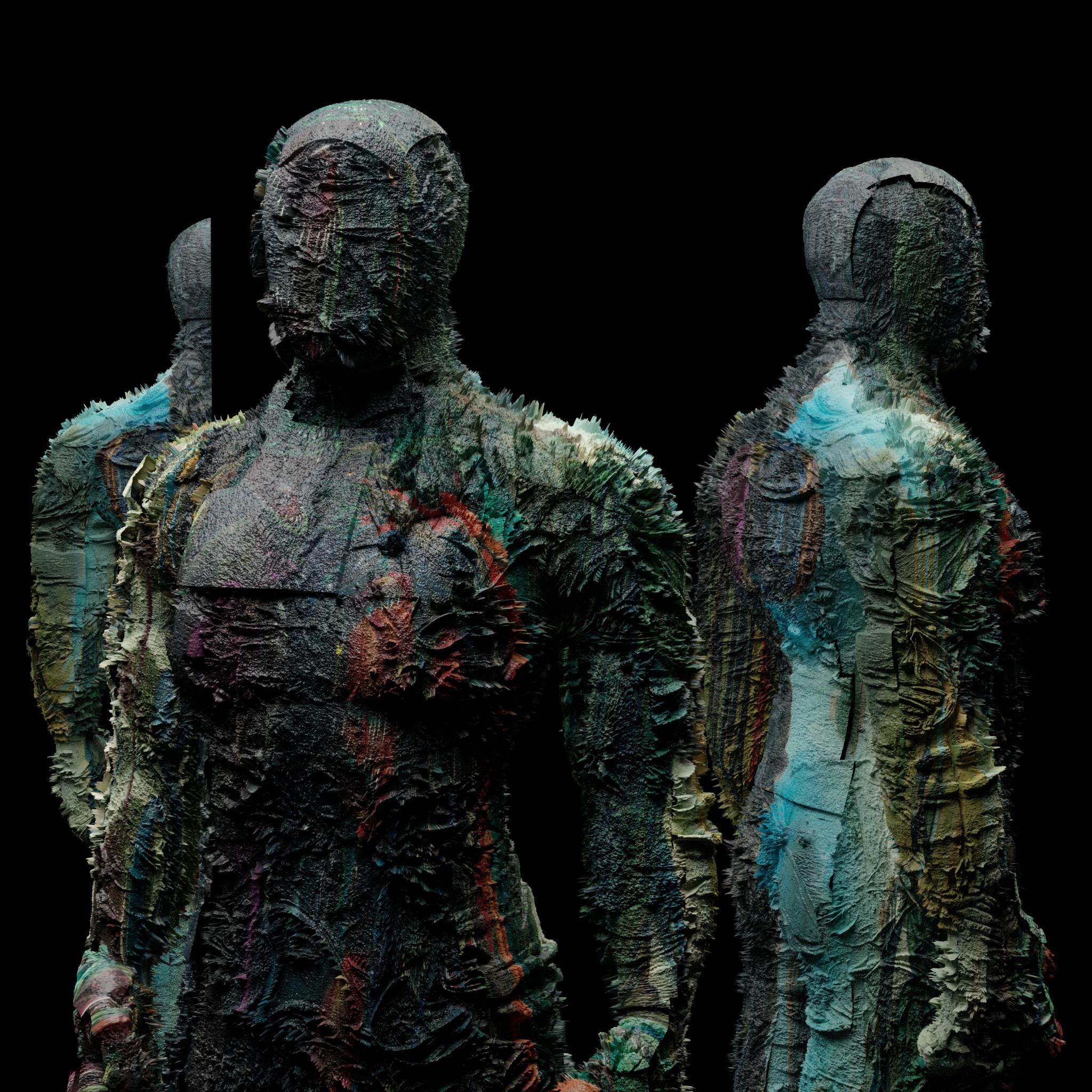 Salvatore Nicosia, Mutanti, elaborato digitale e video