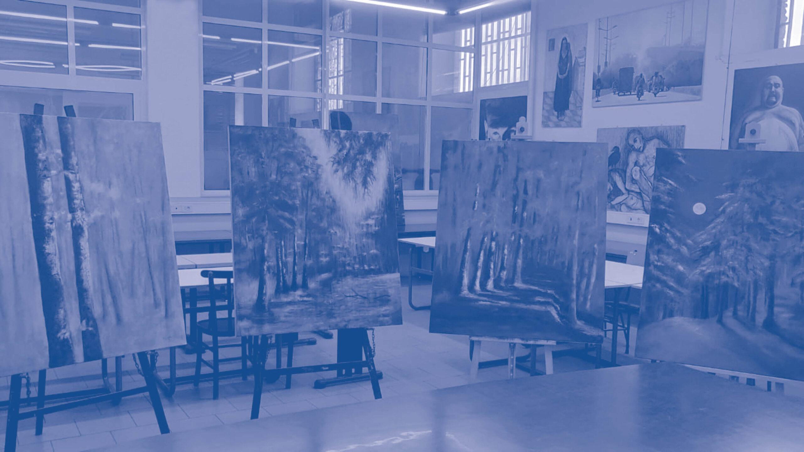 DAPL01 — Pittura